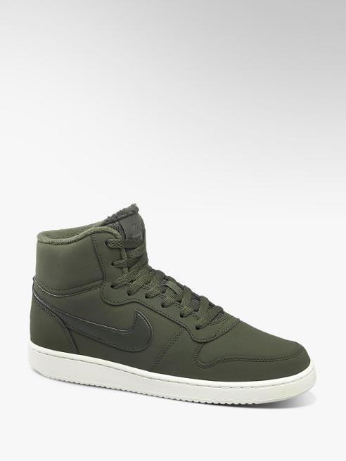 NIKE Zelené kotníkové tenisky Nike Ebernon Winter