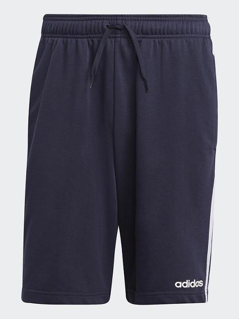 adidas Shorts in Dunkelblau mit lockerer Passform