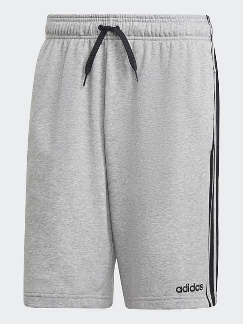 adidas Shorts in Grau mit lockerer Passform