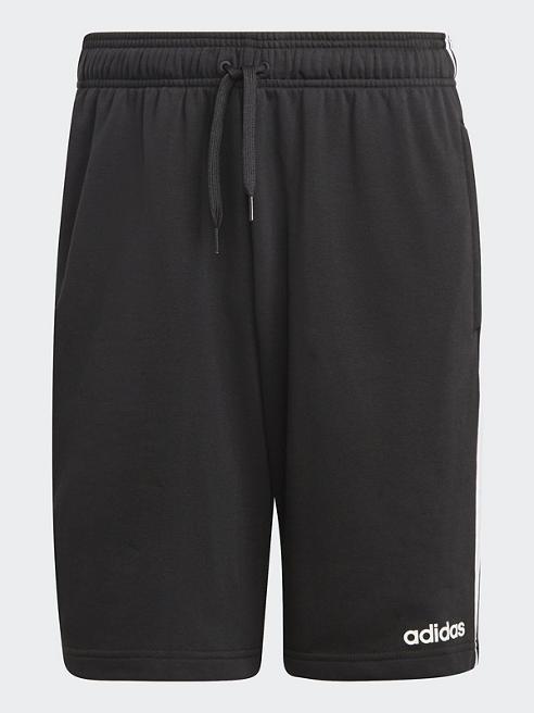 adidas Shorts in Schwarz mit lockerer Passform