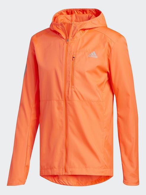 adidas Trainingsjacke in Orange