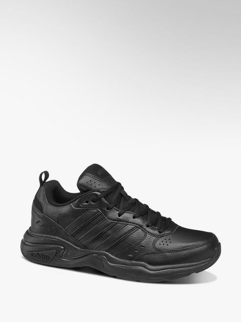 adidas czarne sneakersy męskie adidas Strutter