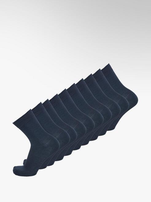 10er Pack Socken