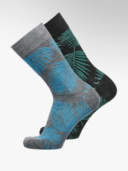AM SHOE 2er Pack Socken