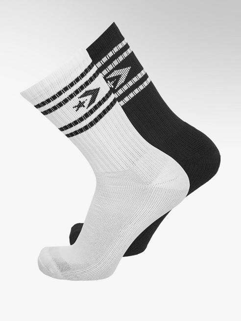 Converse 2er Pack Socken