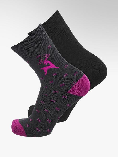 Graceland 2er Pack Socken