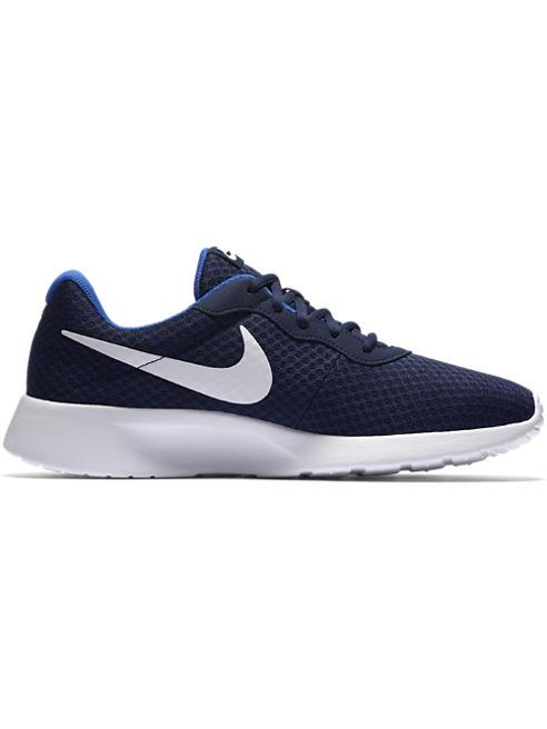NIKE granatowo-białe sneakersy męskie Nike Tanjun