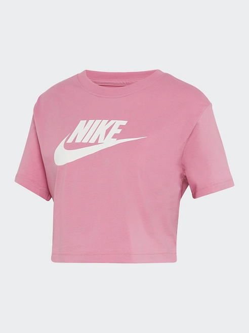 NIKE różowa koszylka damska Nike typu crop
