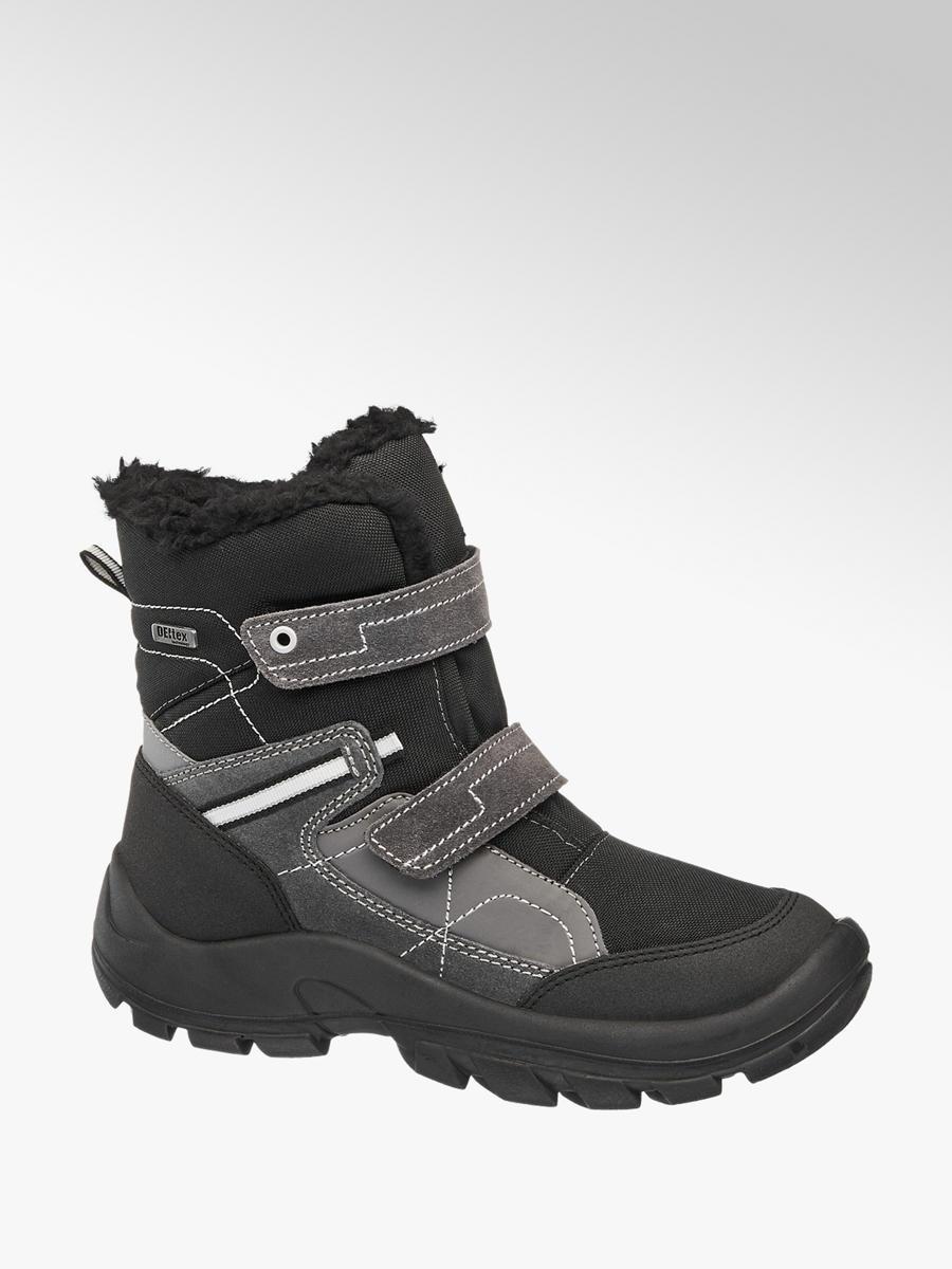 size 40 307ec 88f77 Jungen DEItex Stiefel in schwarz-grau von Cortina günstig im ...
