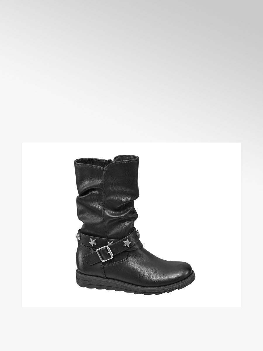 Comprare stivale bambina in nero di Graceland nel shop online