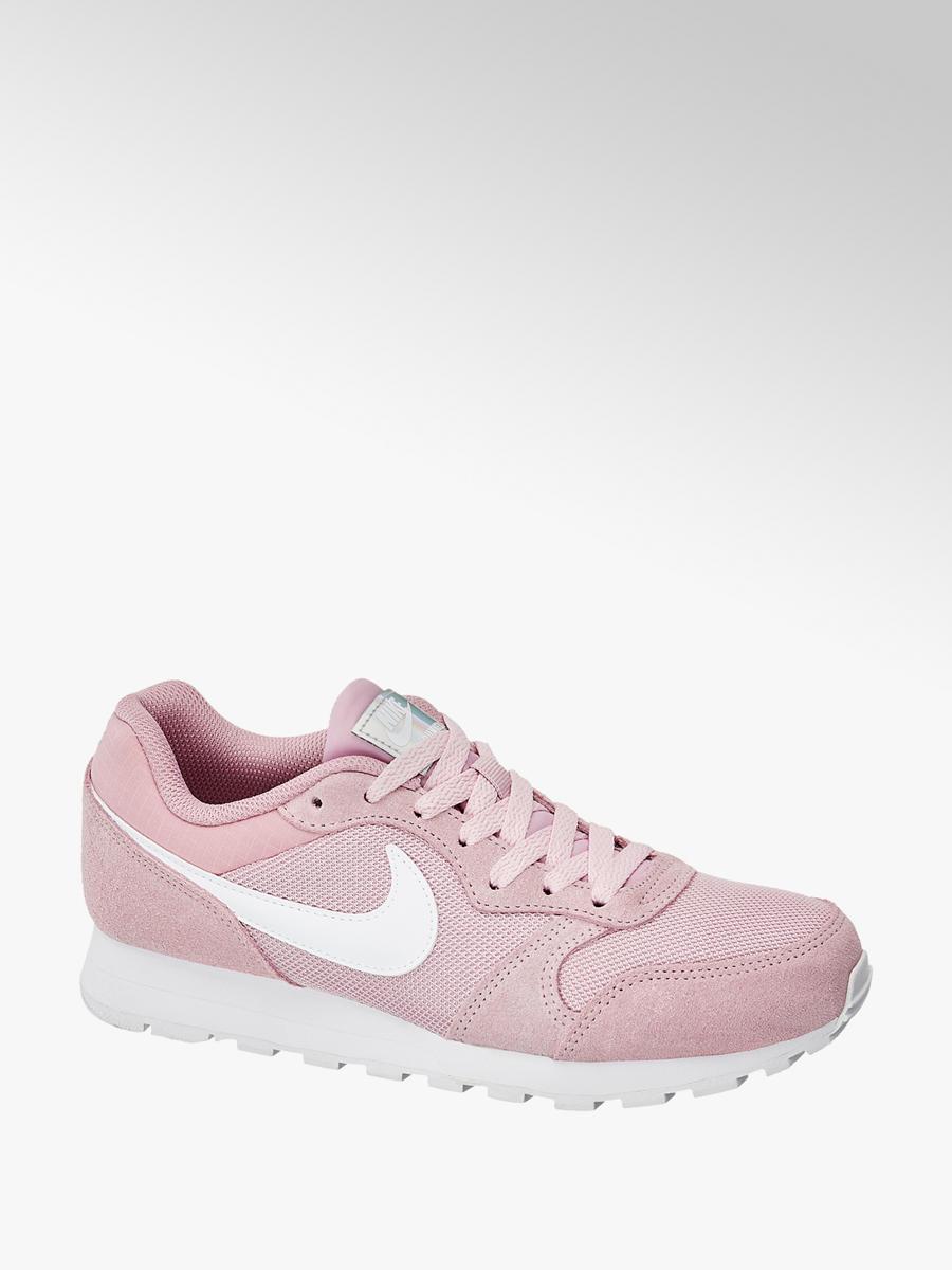 sneakersy damskie Nike Md Runner 2 NIKE różowe Buty sportowe damskie różowe w Deichmann