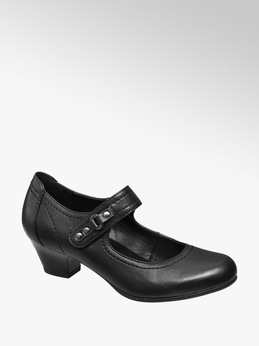 Scarpe da donna con tacco basso  31866418d53