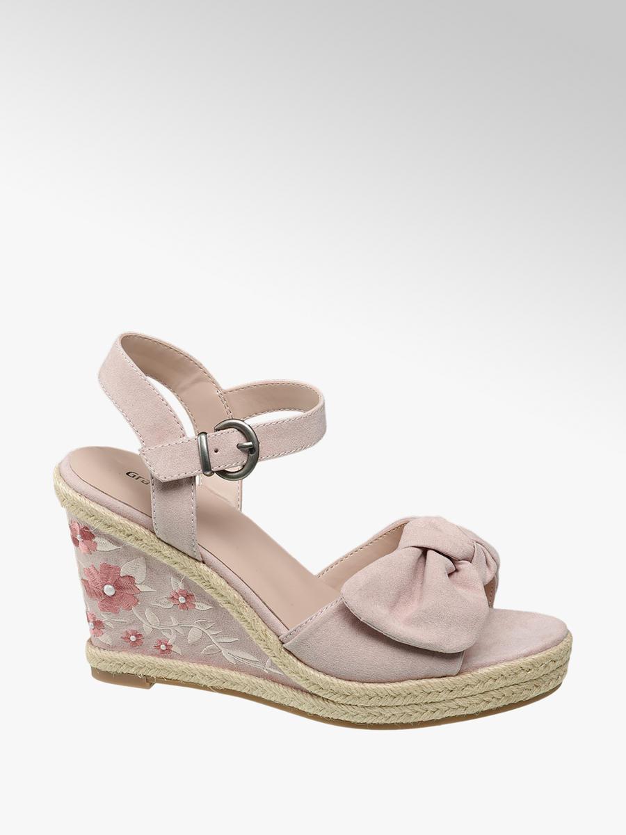 Femme Compensées Femme Compensées Chaussures Chaussures Sandales Sandales Sandales FK1clJ