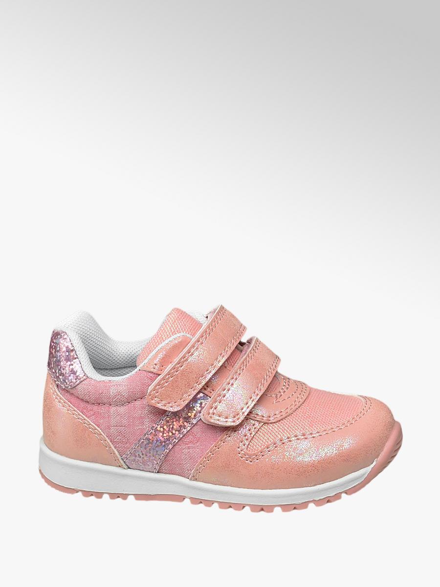 Pratiche scarpe con chiusura a strappo per bambini nello