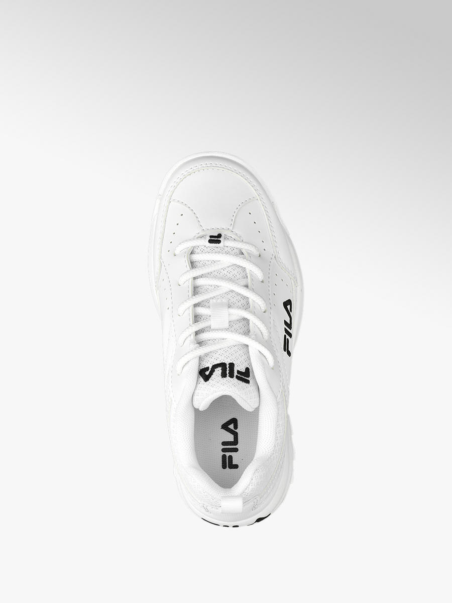 Trends Witte Ugly Collecties Fila Sneaker qSABHAYF