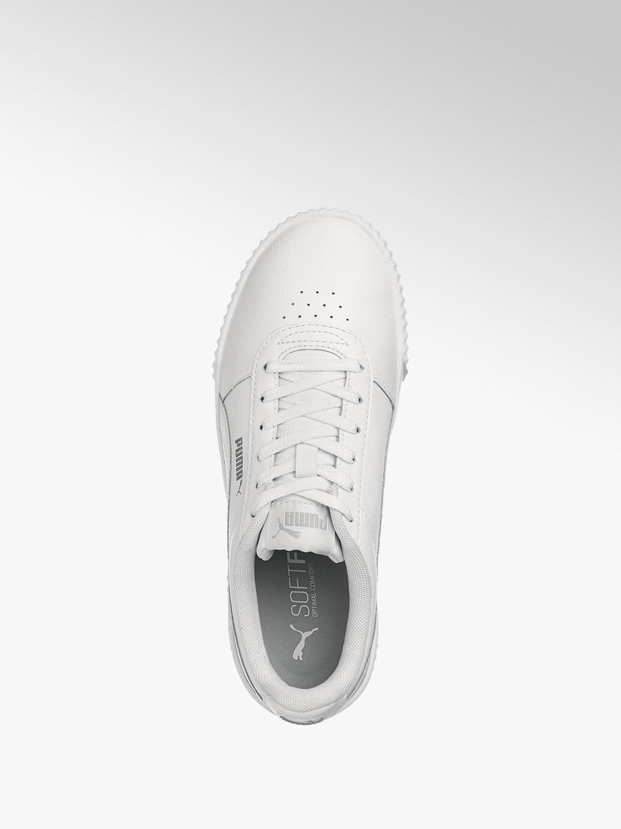 Witte Carina - Collecties - Merksneakers - Merksneakers dames