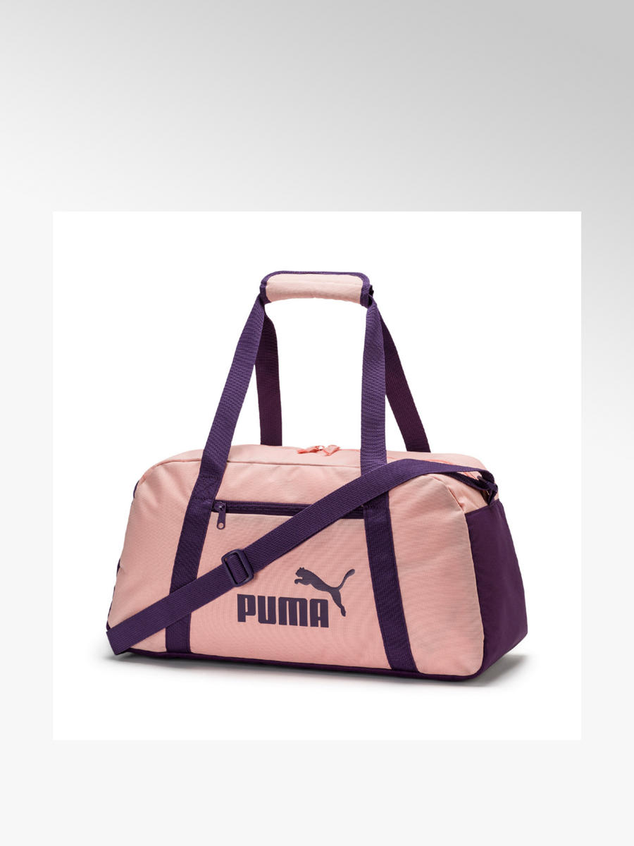 c32aecbcaa Puma Puma Pink Phase Sports Holdall
