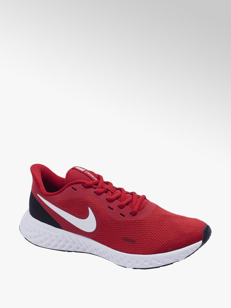 buty nike czerwone revolution 5meskie