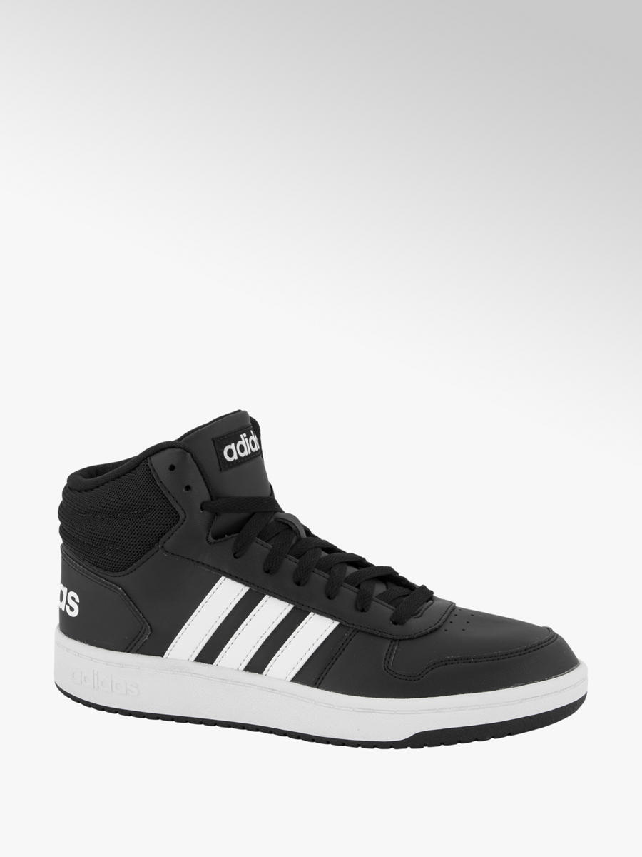 Zwarte Hoops Mid 2.0 - Collecties - Merksneakers ...