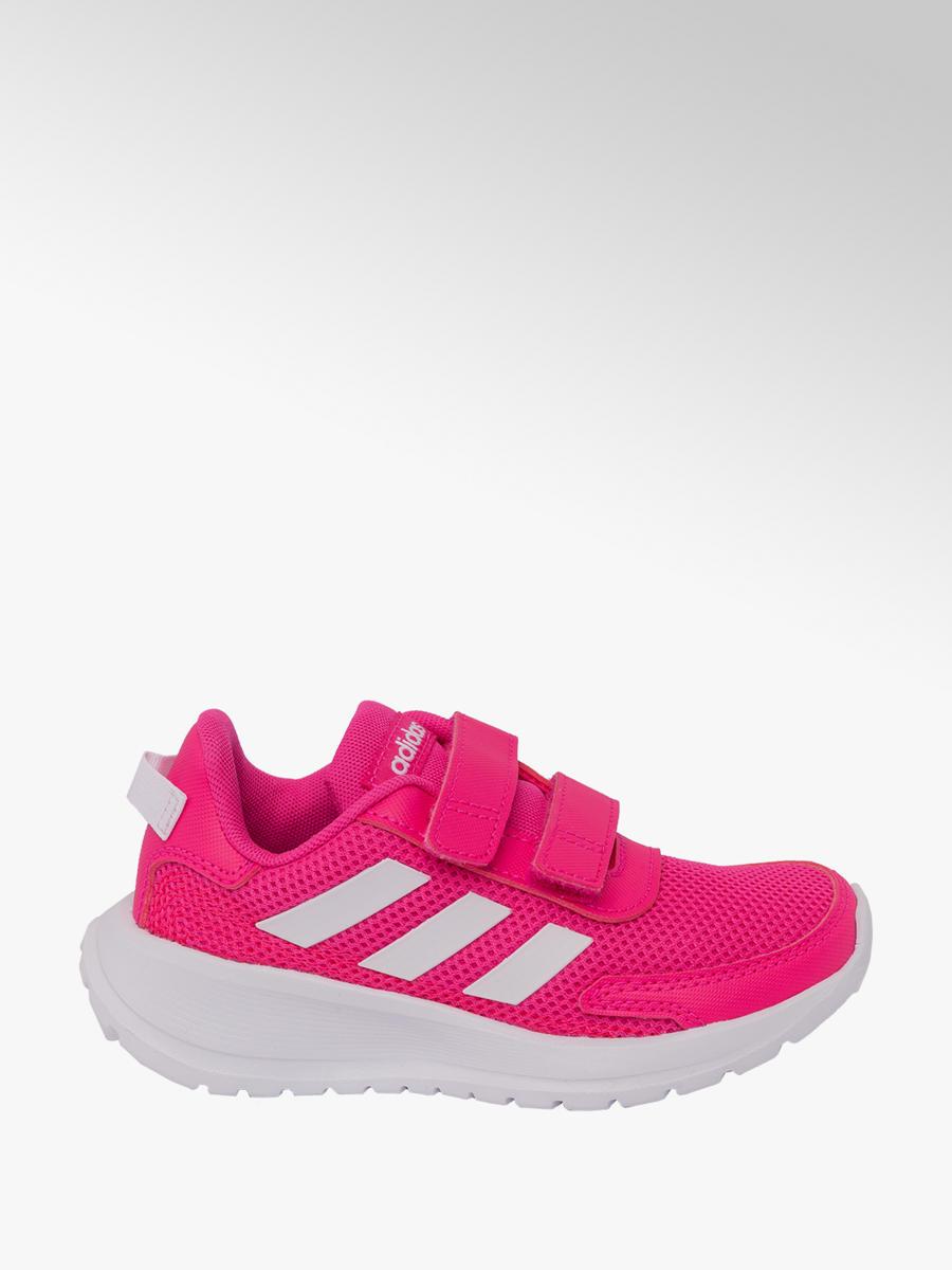 Junior Girls Adidas Tensaur Run Pink