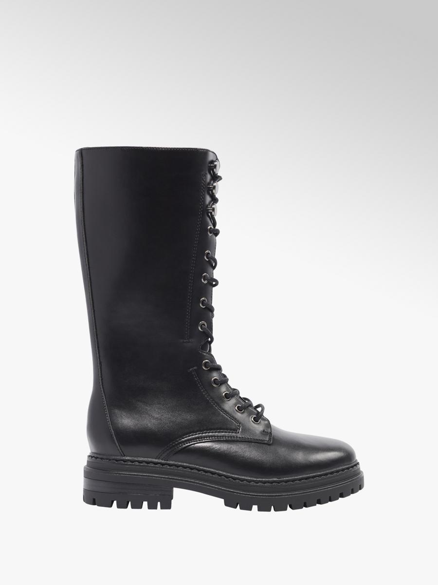 Chunky Stövel Dam Boots & Stövlar Kängor