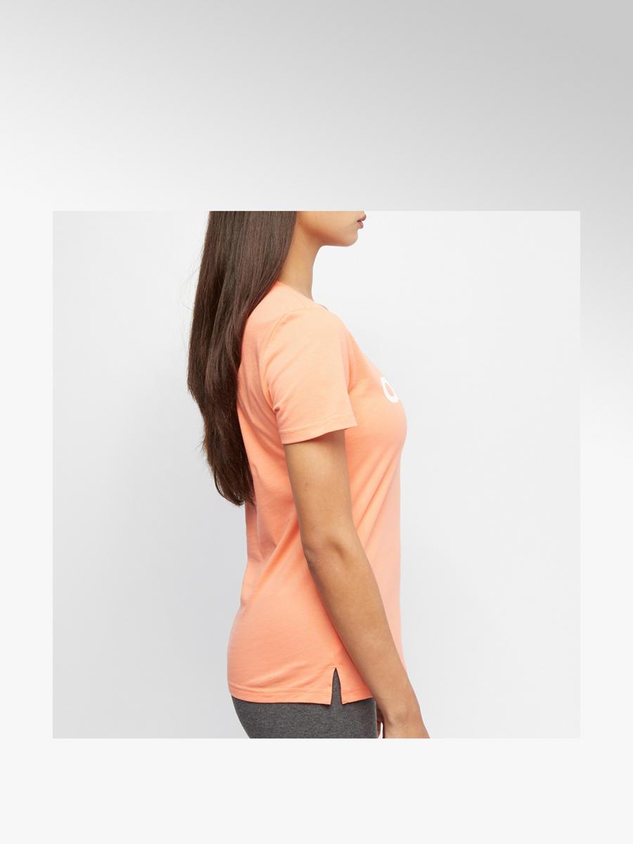 Camisola Linear Logo ADIDAS Mulher Roupa de desporto