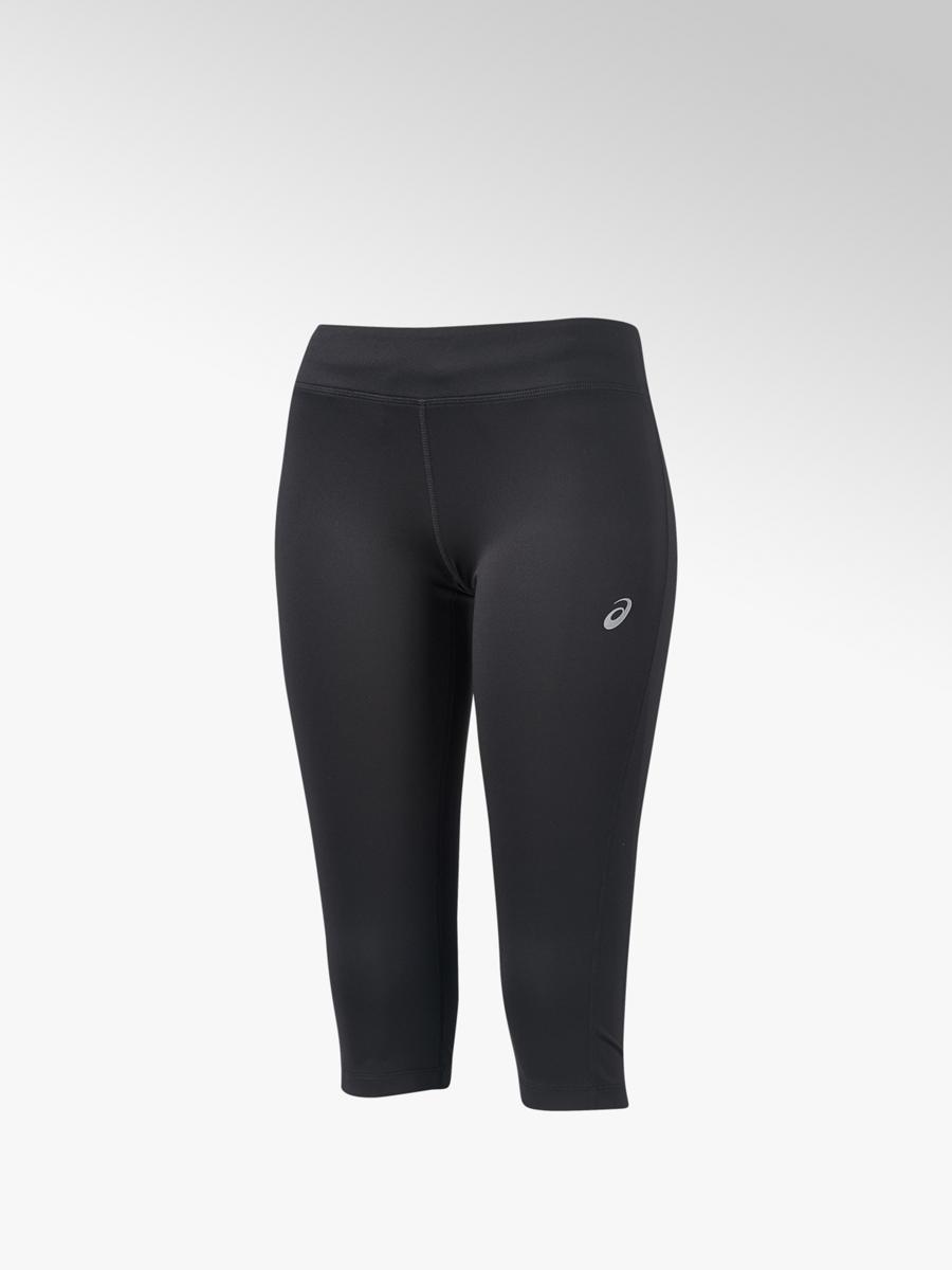 Acheter à prix avantageux 3 4 tight de course femmes en noir de undefined  dans la boutique en ligne 3f98404593a6