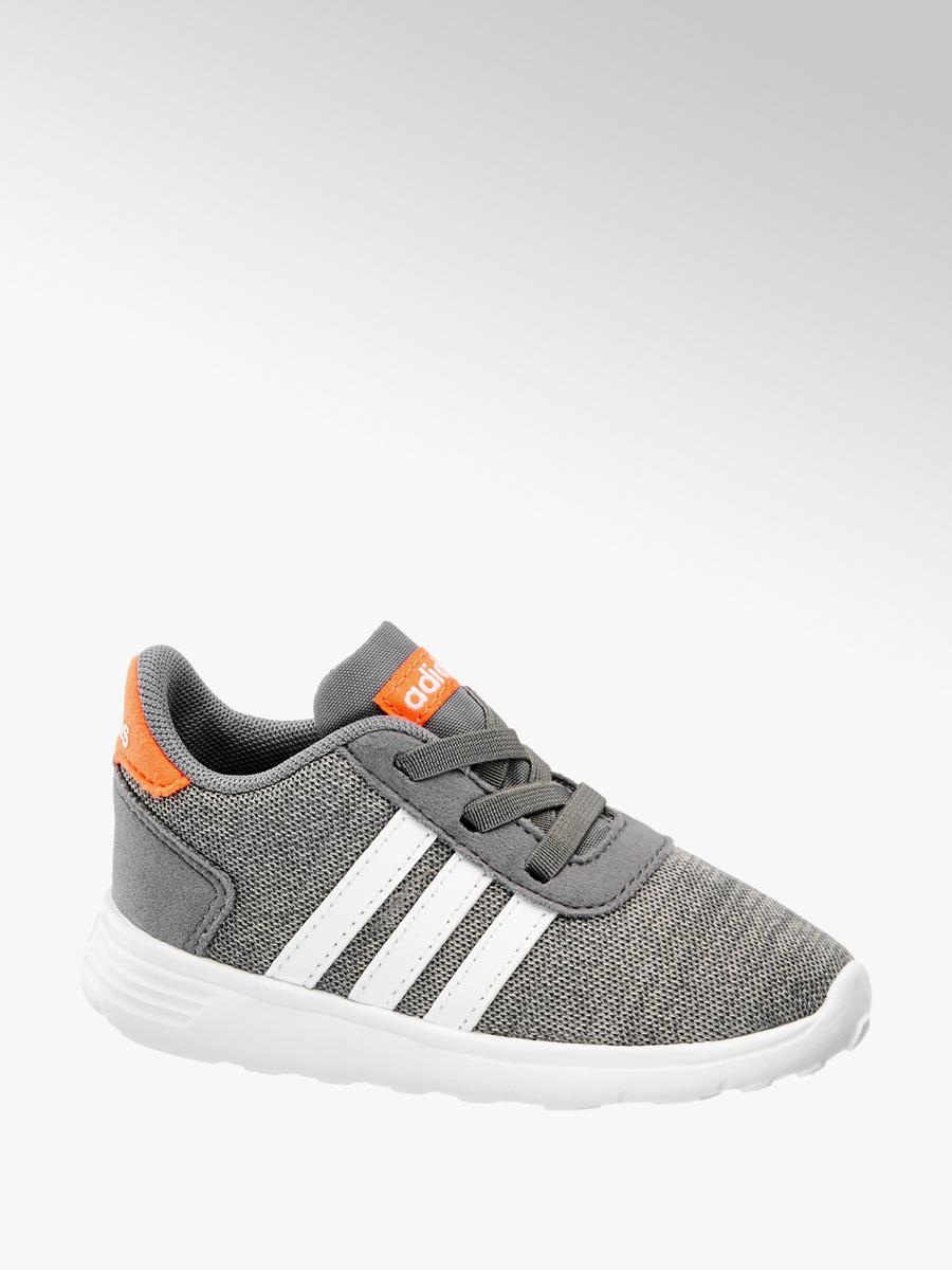 05ec19ad127 Acheter à prix avantageux Lite Racer Inf sneaker enfants en gris de Adidas  dans la boutique en ligne