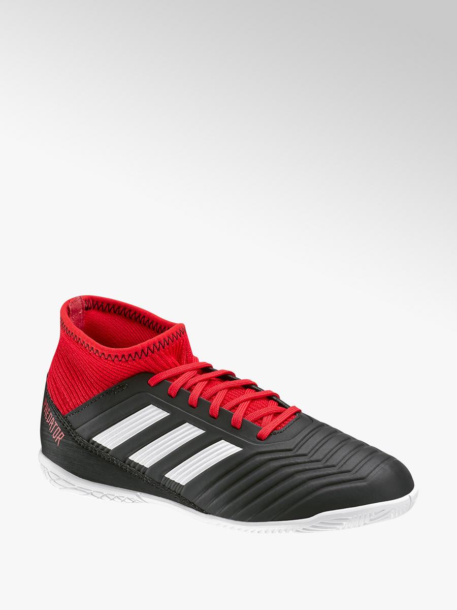 buy online 46c74 02eac Acheter à prix avantageux Predator Tango 18.3 Inj chaussure de football  indoor enfants en noirblanc de Adidas dans la boutique en ligne