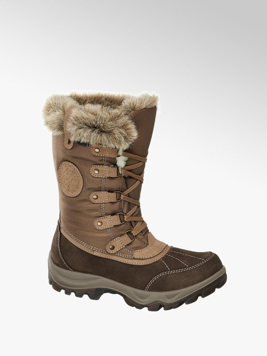 Acheter à prix avantageux Snowboot Femmes en brun de Cortina dans la  boutique en ligne 250c5778628