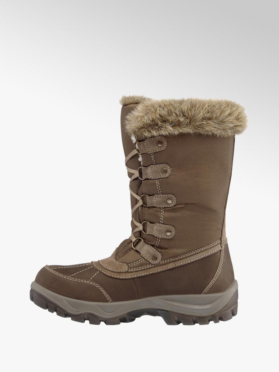 Acheter à prix avantageux Snowboot Femmes en brun de Cortina dans la ... 7d129ae1e90