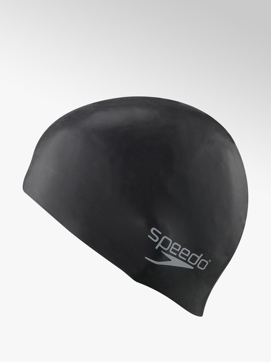 b999168897e Acheter à prix avantageux Speedo Bonnet de bain Unisex en noir de Speedo  dans la boutique en ligne