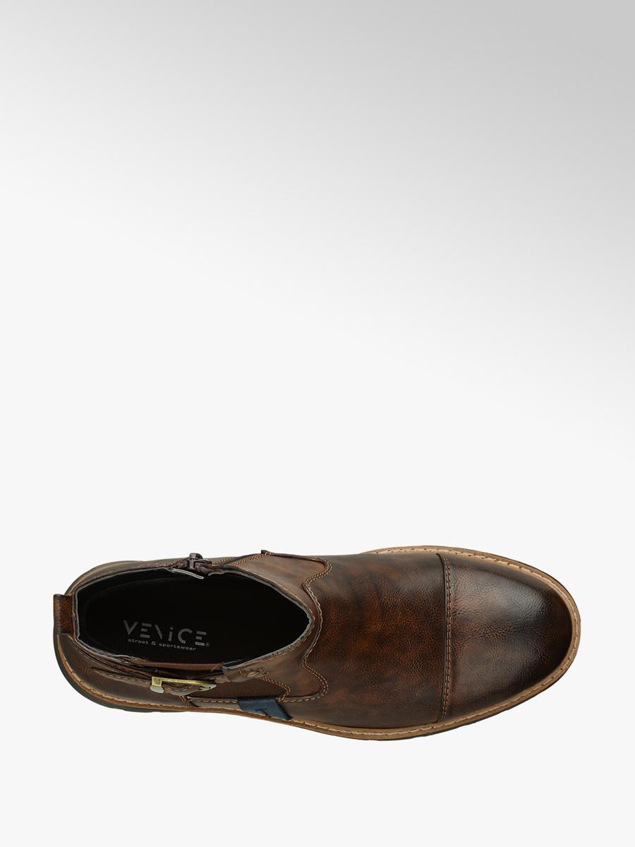 Acheter à prix avantageux boot hommes en brun de Venice dans la ... e787fb98ac8