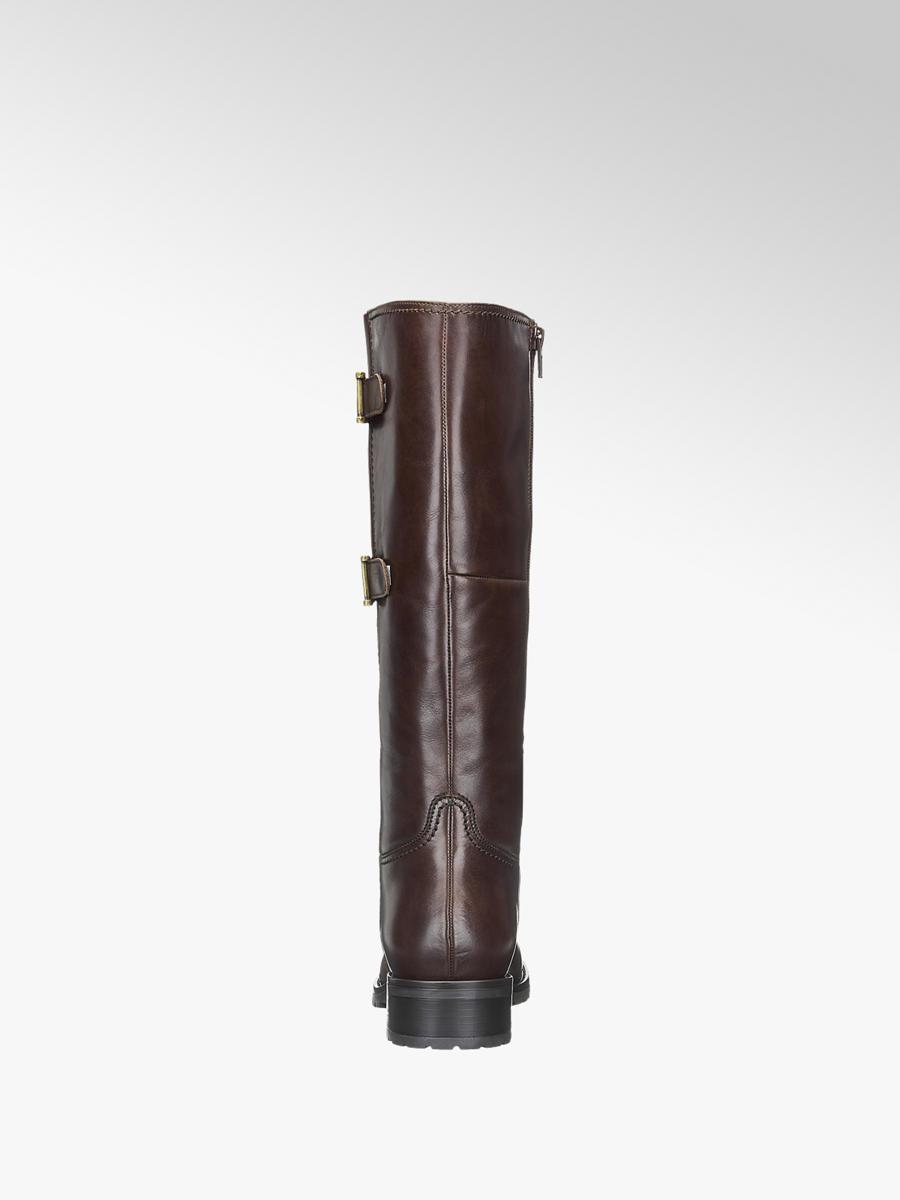 Acheter à prix avantageux botte femmes en brun de 5th Avenue dans la ... 9205ab8117c
