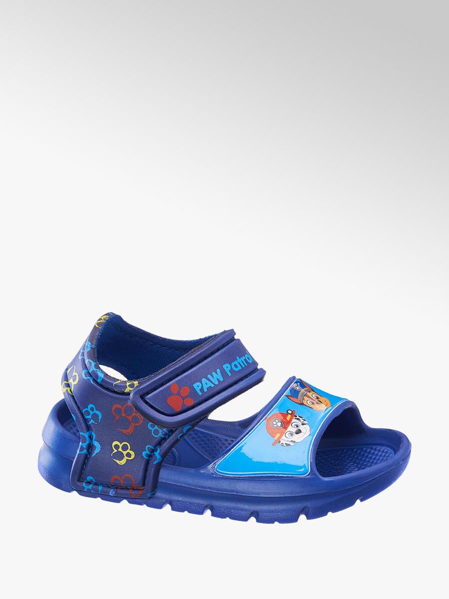 Rojo Azul The Paw Patrol S0712098 Sandale Plate Mixte Enfant 29 EU