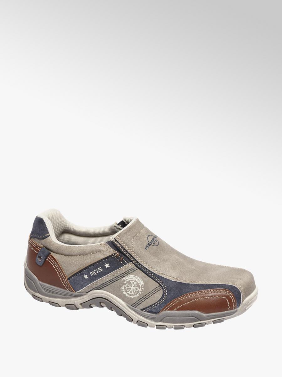 Acheter à prix avantageux slipper hommes en brun de Memphis One dans la  boutique en ligne 324e11f35d9