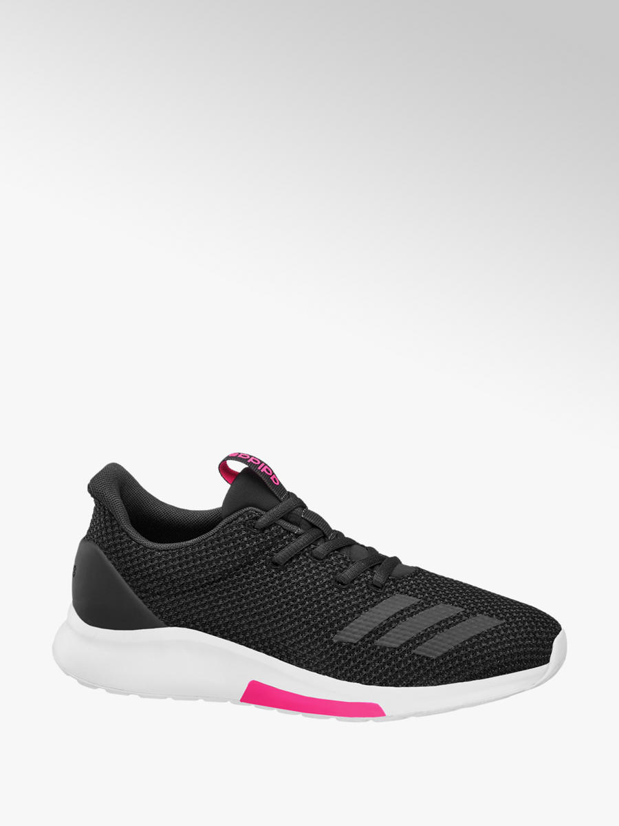 aaba7a24078e Adidas Ladies Pure Motion Trainers Black