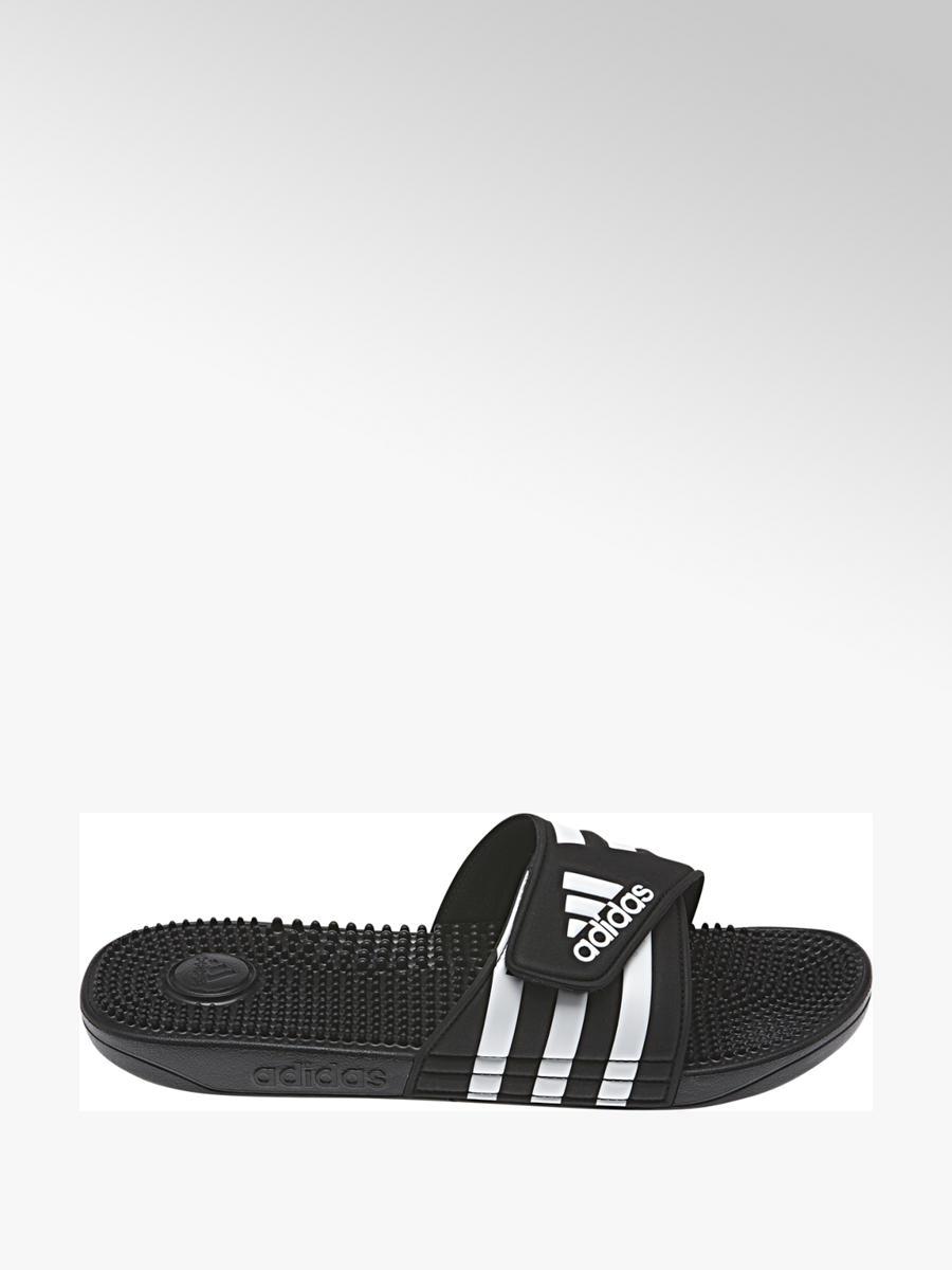 c4c4cafdb5 Adidas Men's Black Adissage Slides Black | Deichmann