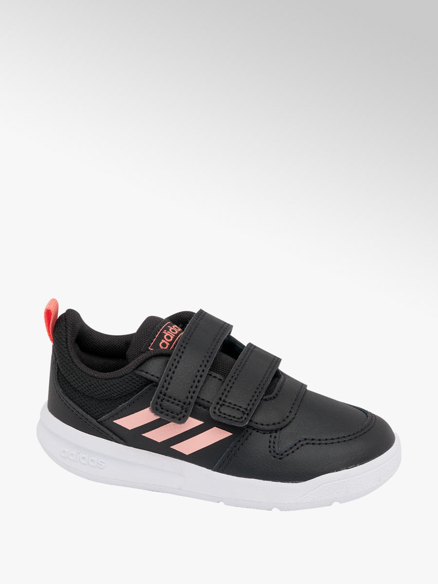 Adidas Toddler Girls Vector Black Touch