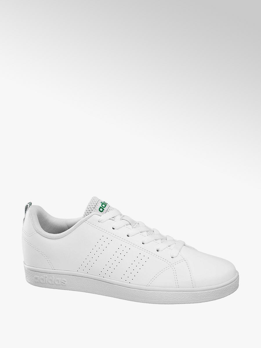 Adidas VS ADV CL K fehér kamasz sneaker - Adidas  d96ced9e6e