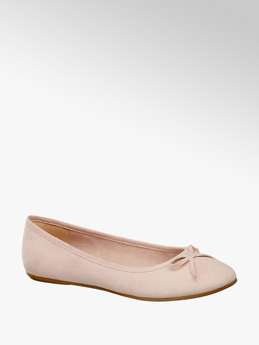 uk availability cab07 52d82 Ballerina von Graceland in rosa - DEICHMANN