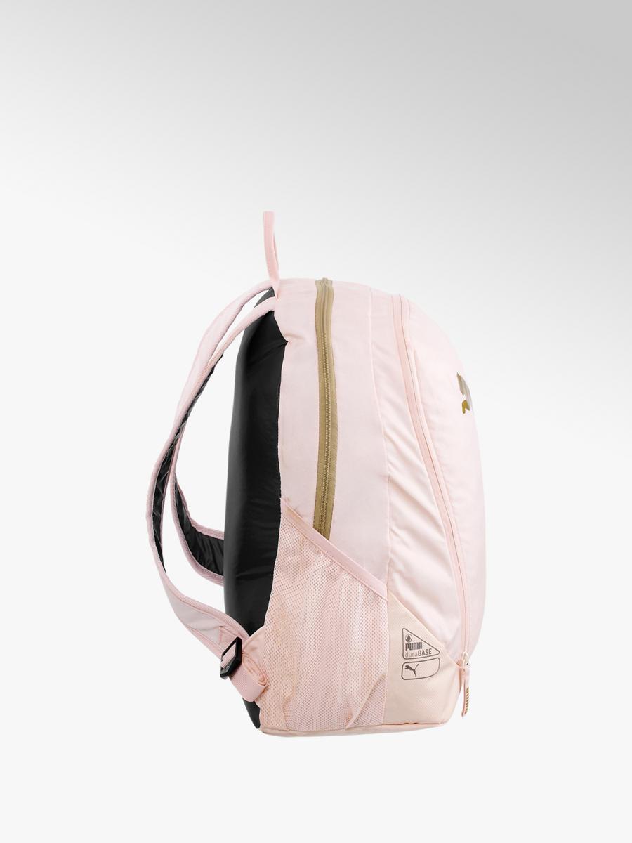b37d13390f Batoh Cat Backpack značky Puma vo farbe ružová - deichmann.com