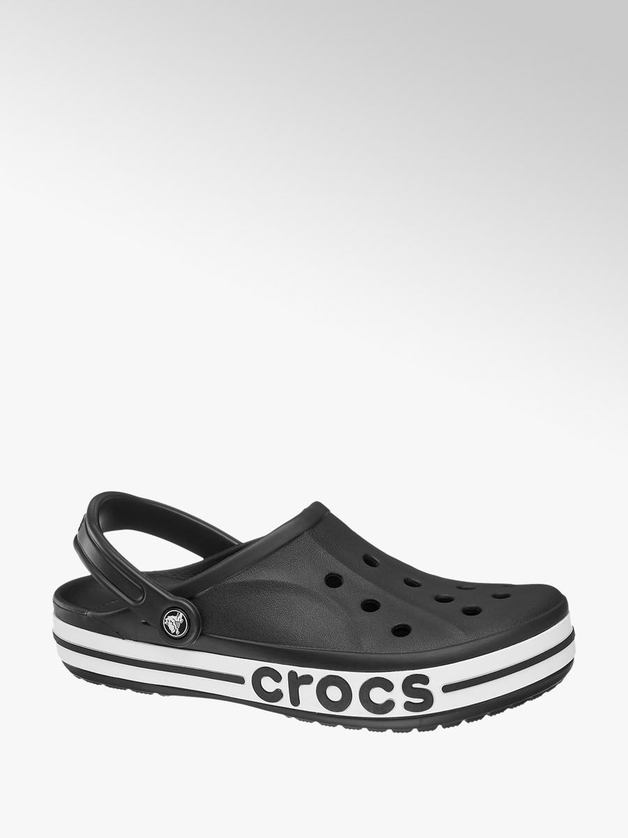 new product f3d48 c2623 Bayaband Herren Crocs in schwarz-weiß von Crocs günstig im ...
