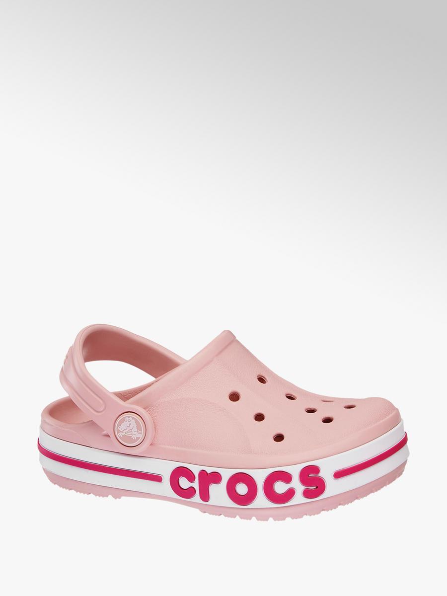 quality design d9319 ad39c Bayaband Mädchen Crocs in rosa von Crocs günstig im Online ...