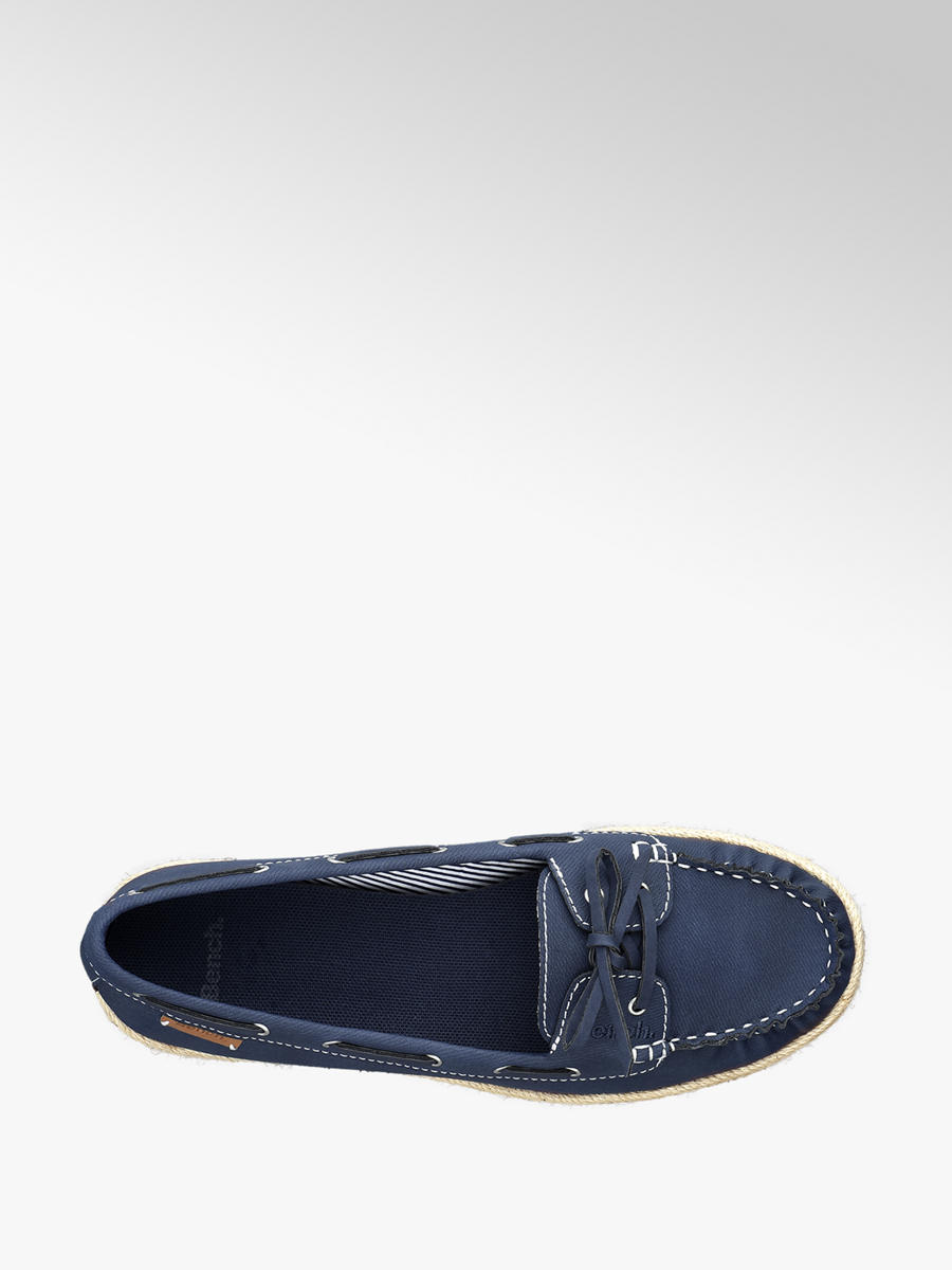 a1e8b141b058e Bench Ladies Bench Navy Slip On Espadrille Loafer. 2; 2; 3. This article  has been rated 1 times