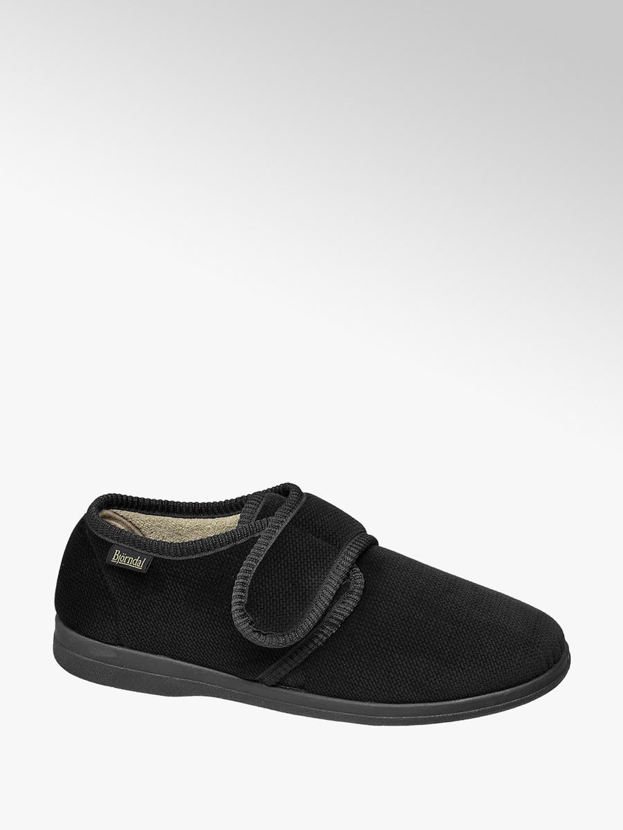 ec079c01d08c3 Bjorndal Men's Full Slippers Black | Deichmann