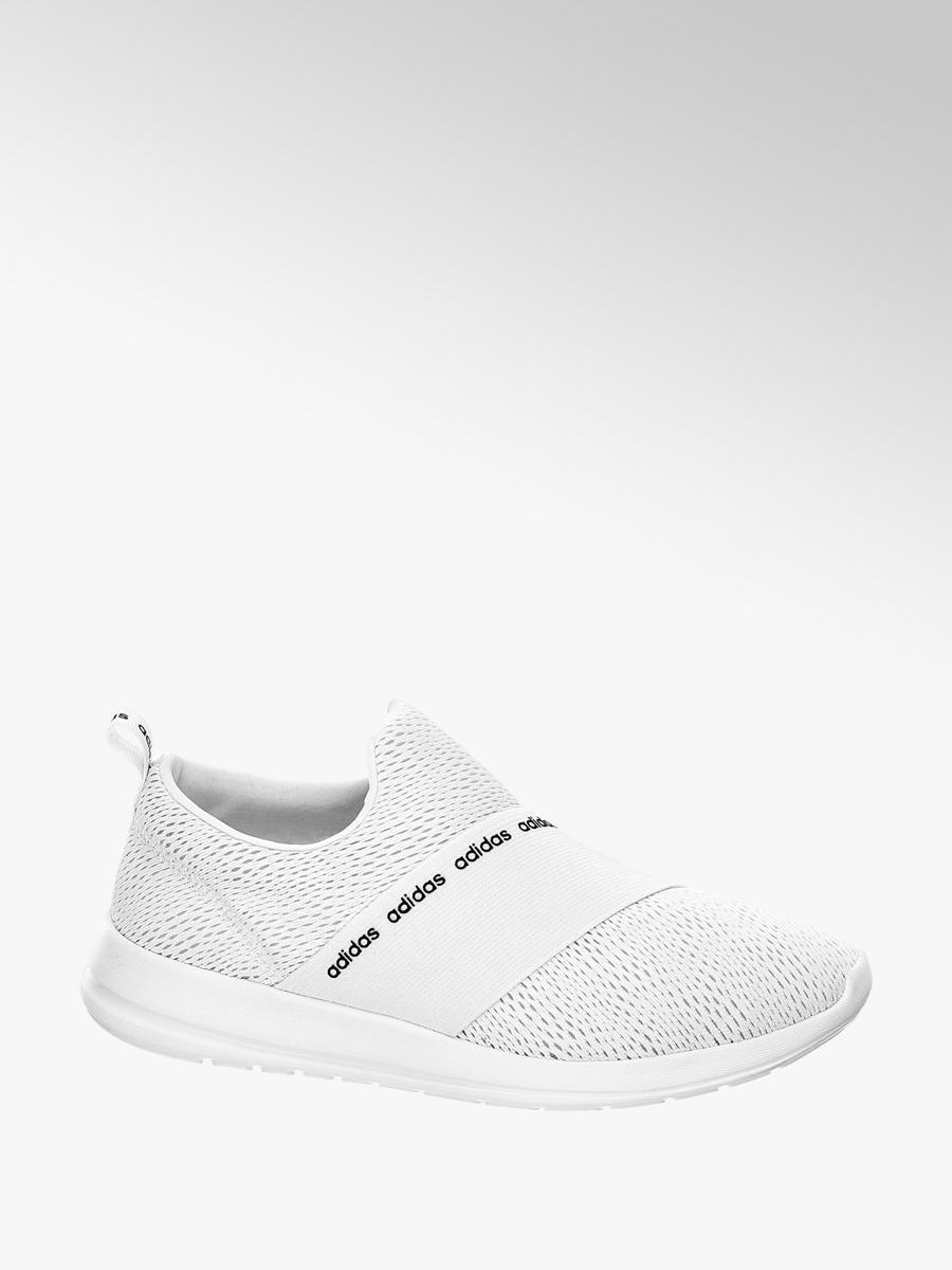 7827729ba Bílé slip-on tenisky Adidas Cf Refine Adapt - deichmann.com