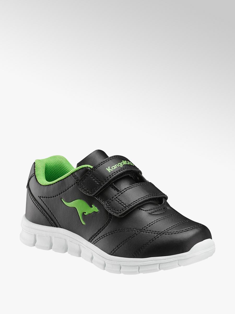 on sale ed557 4bdab Blue Run S Jungen Sneaker in schwarz von KangaRoos günstig ...