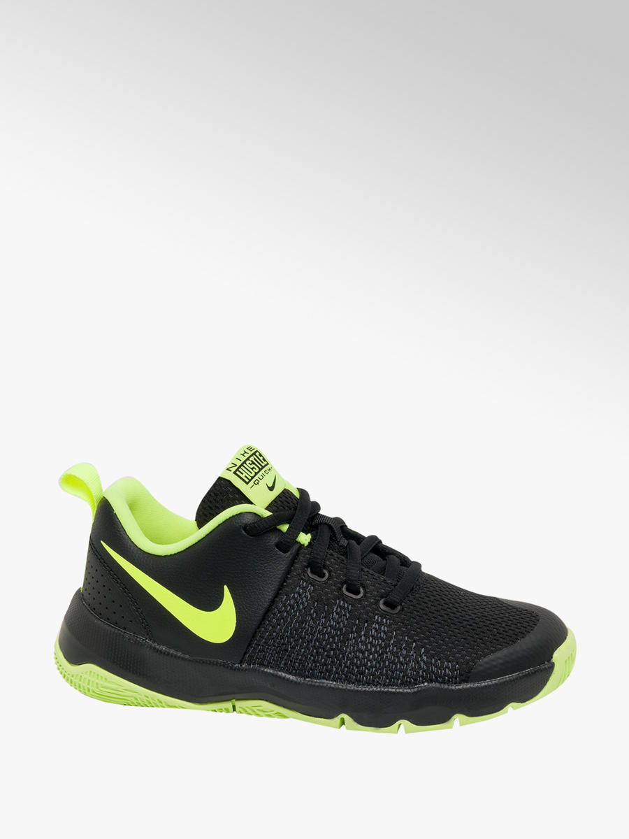 321b4450a08ead Boys  Nike Trainers in Yellow and Black