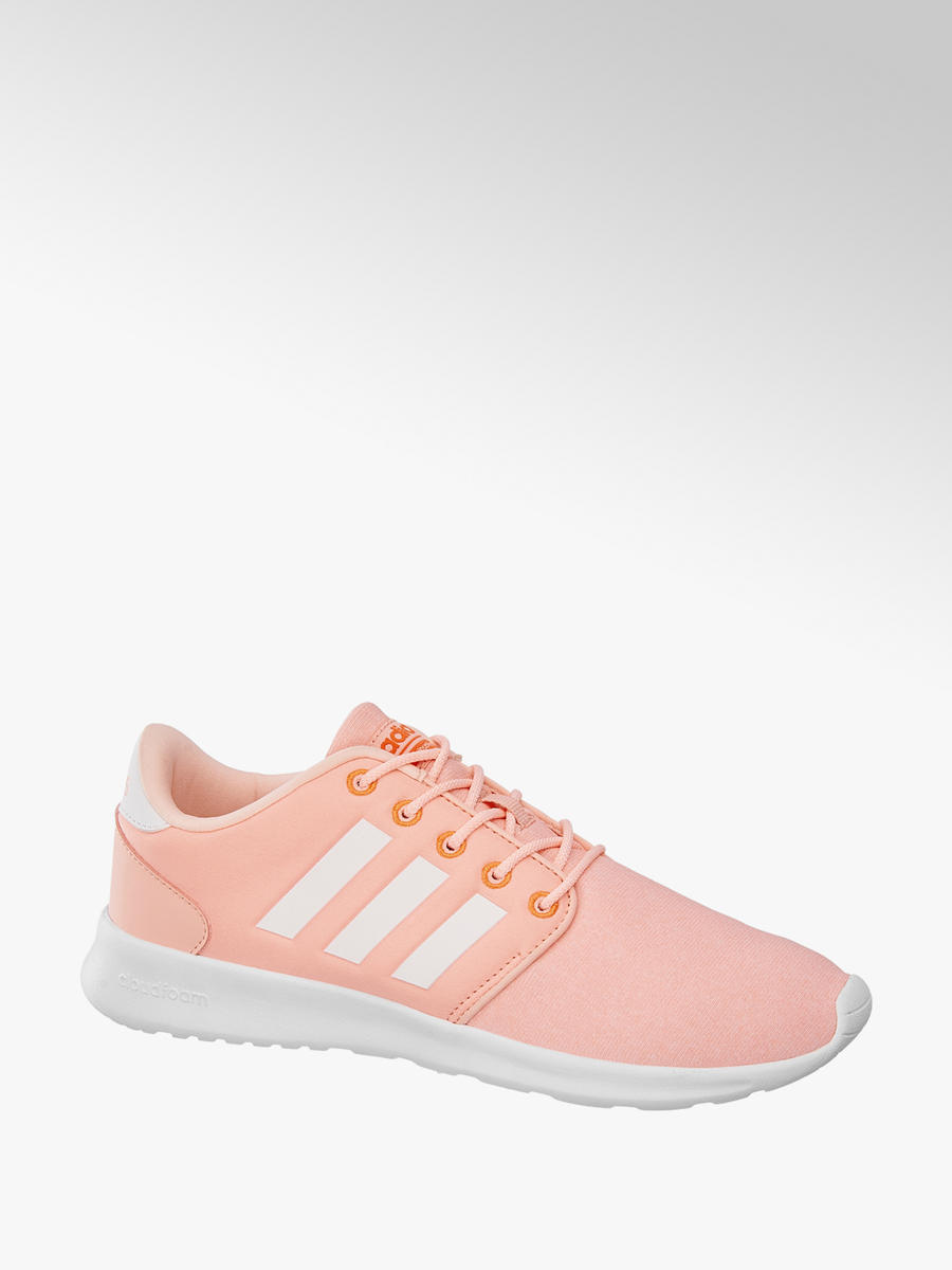 competitive price 3595d 89358 CF QT Racer Damen Sneaker in koralle von adidas günstig im Online-Shop  kaufen